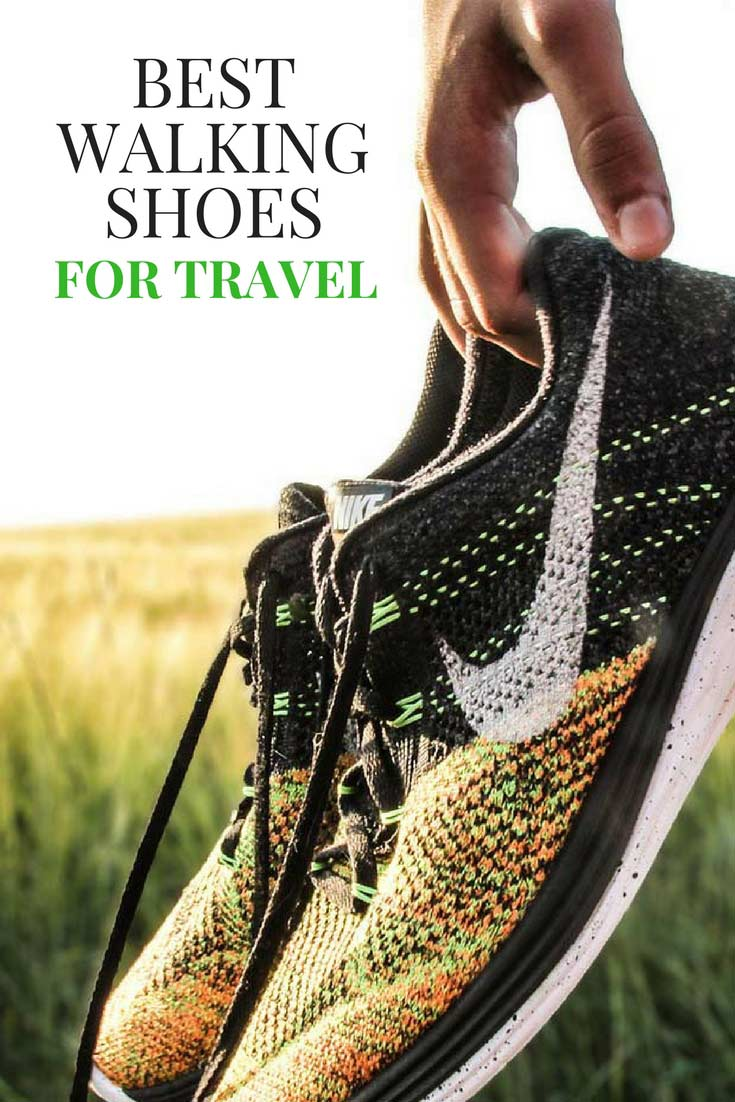 Best Rated Walking Shoes For Travel
