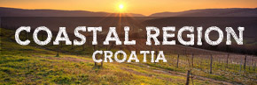 Coastal Croatia wine region