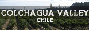 Colchagua Valley Wine Region Chile