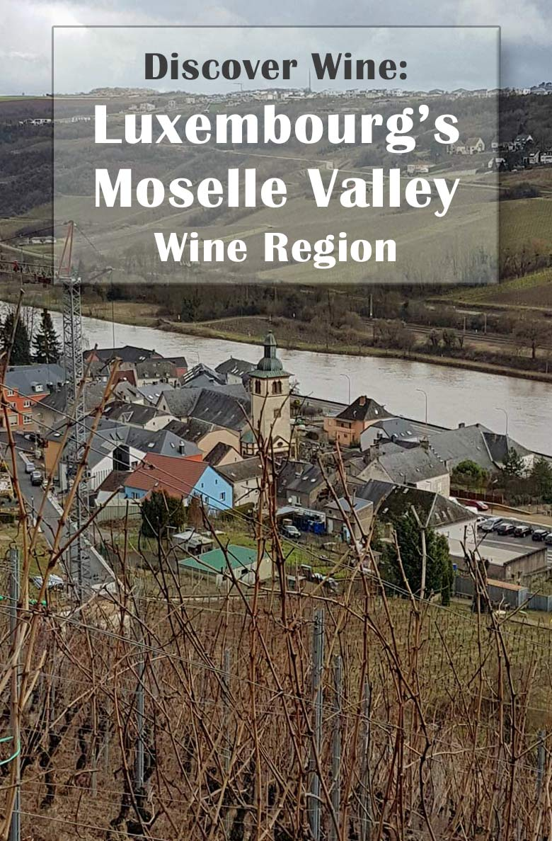 Discover wine from Luxembourg's Moselle Valley Wine Region