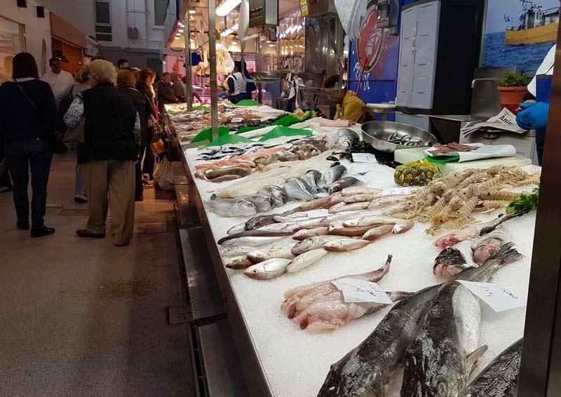 El Lleo Marketplace in Girona