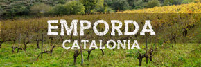 Emporda wine region Catalonia