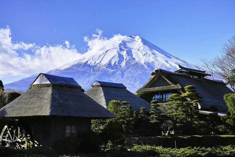 Mt. Fuji, one of the top sights on our Japan 2-week itinerary