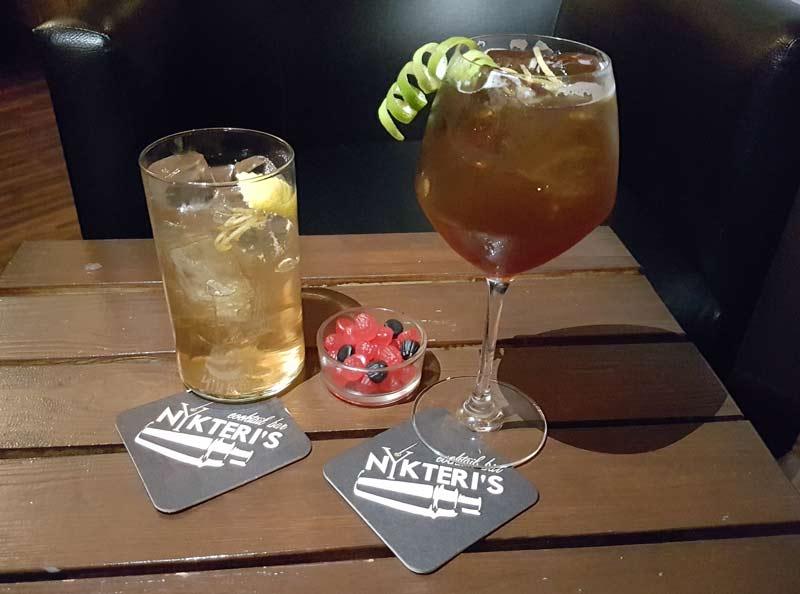 Nykteri's Cocktail Bar