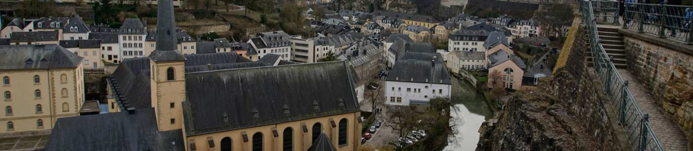 Travel Guide to Luxembourg City