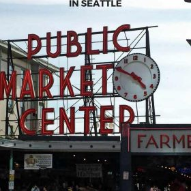 An Insider's Guide to Pike Place Market in Seattle...plus, where to stay near Pike Place Market