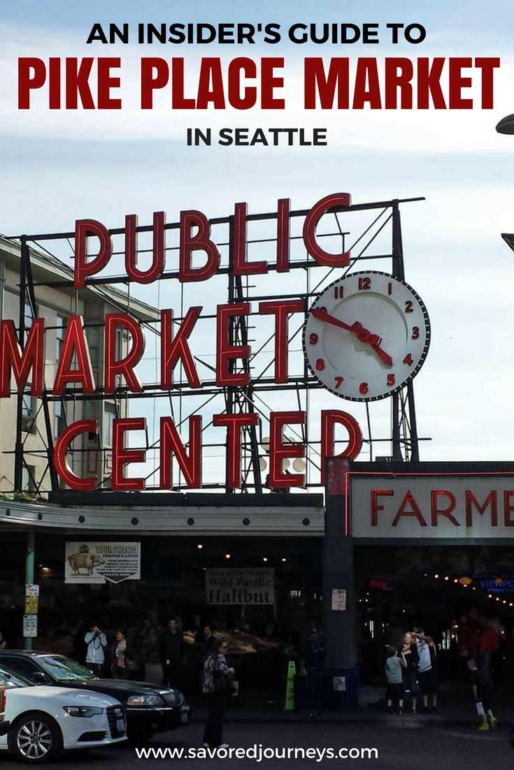 A Guide to Pike Place Market in Seattle plus hotels near Pike