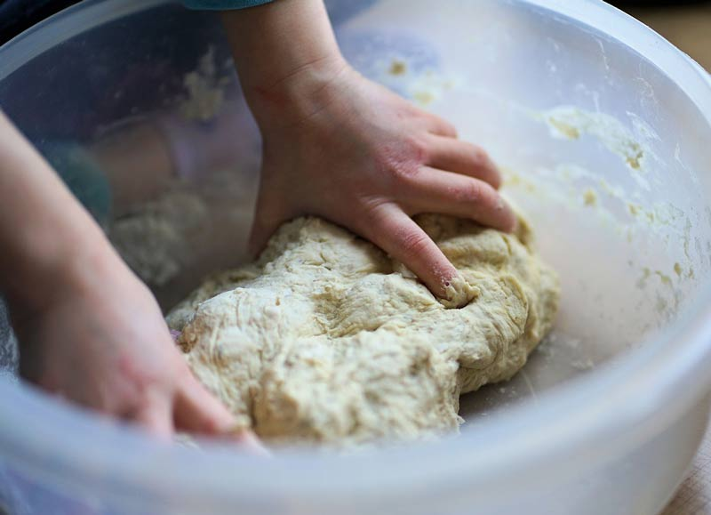 Learn how to make sourdough bread