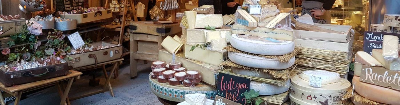 Foodie things to do in London