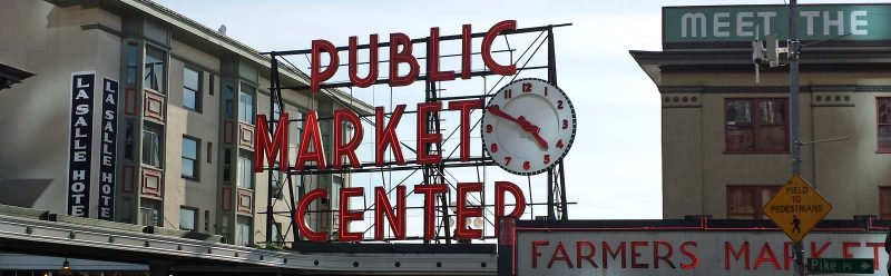 Hotels near Pike Place Market