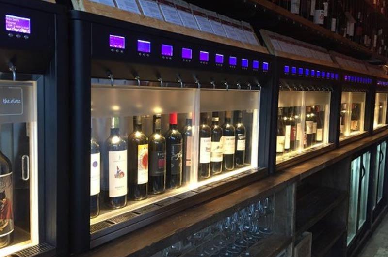 Vagabond Wines in London