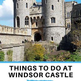 Windsor castle day trip