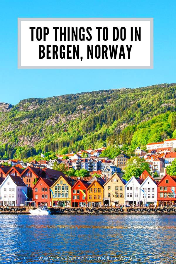 Top 10 Things to Do in Bergen Norway | Savored Journeys