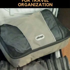 Find the best packing cubes for organizing your travel packing