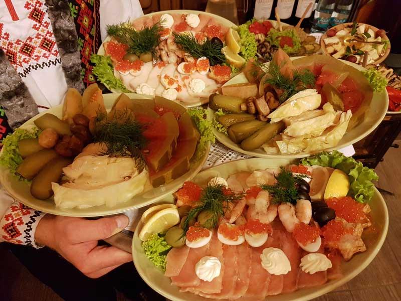 Popasul Dacilor Moldovan feast