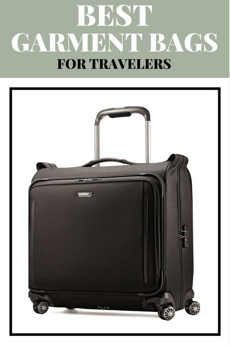 Find The Best Garment Bag For Traveling