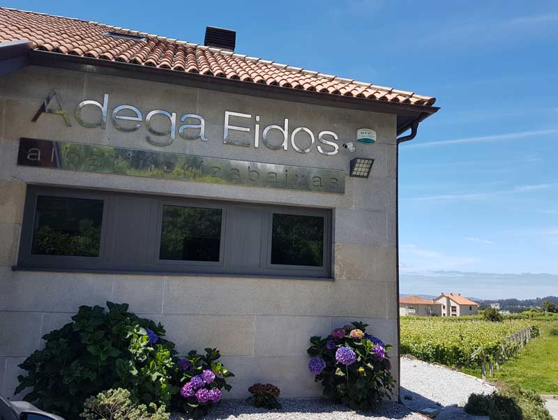 Adega Eidos winery