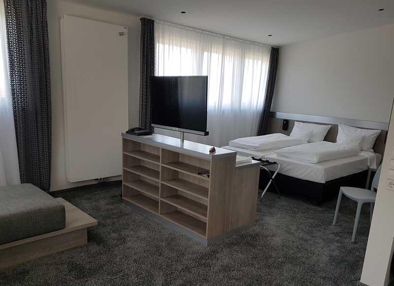 Aparttment Hotel in Weingarten