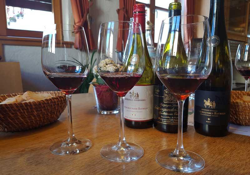 Britzingen wines