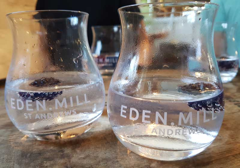 Eden Mill Distillery gin
