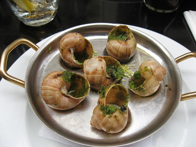 Escargot in France