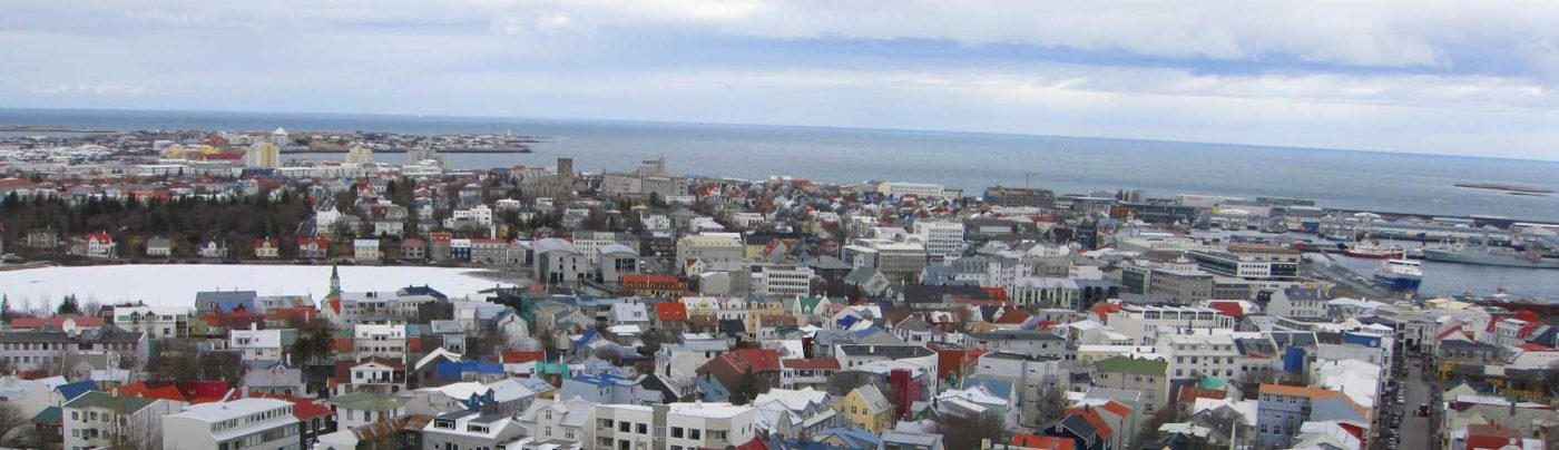 Travel guide to Reykjavik Iceland
