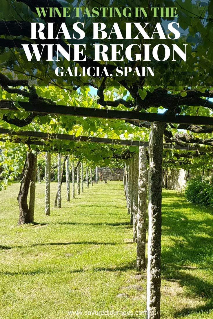 Wine Tasting in Spain's Rias Baixas Wine region