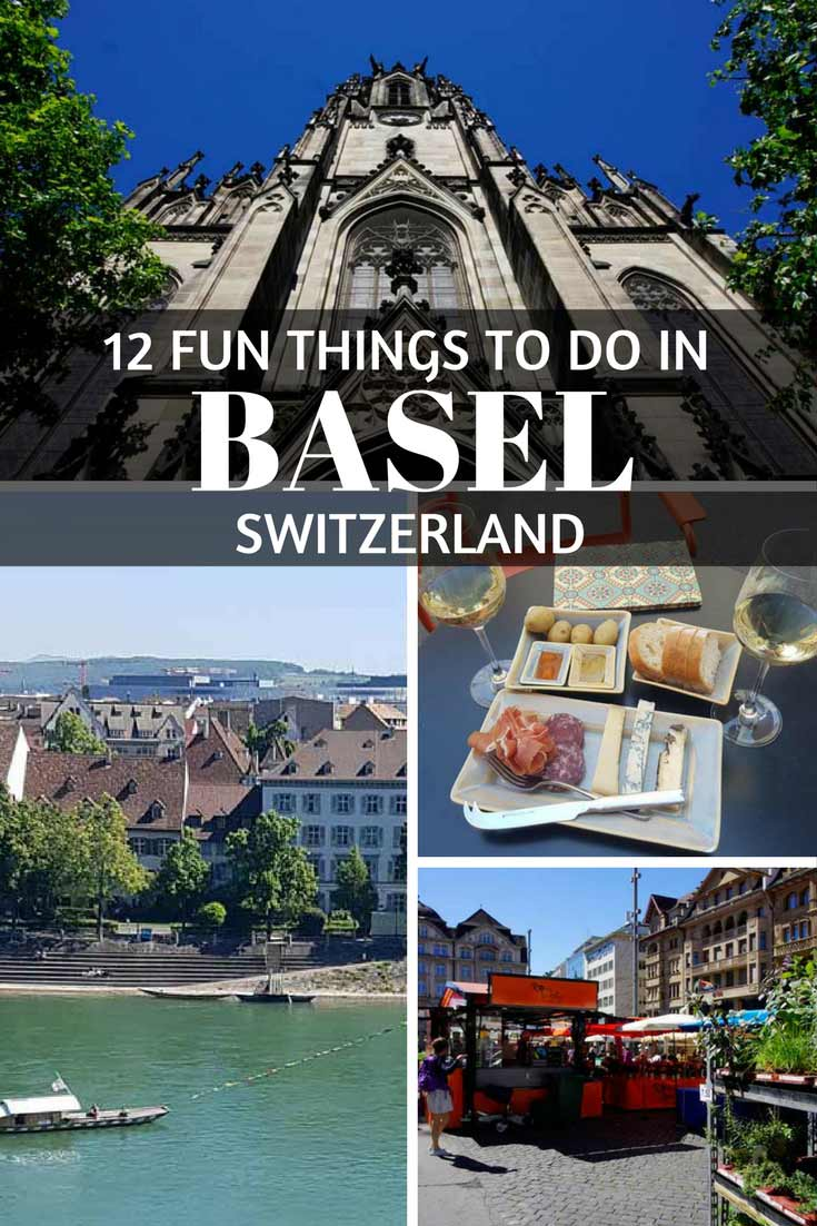 12 Fun Things to Do in Basel Switzerland | Savored Journeys