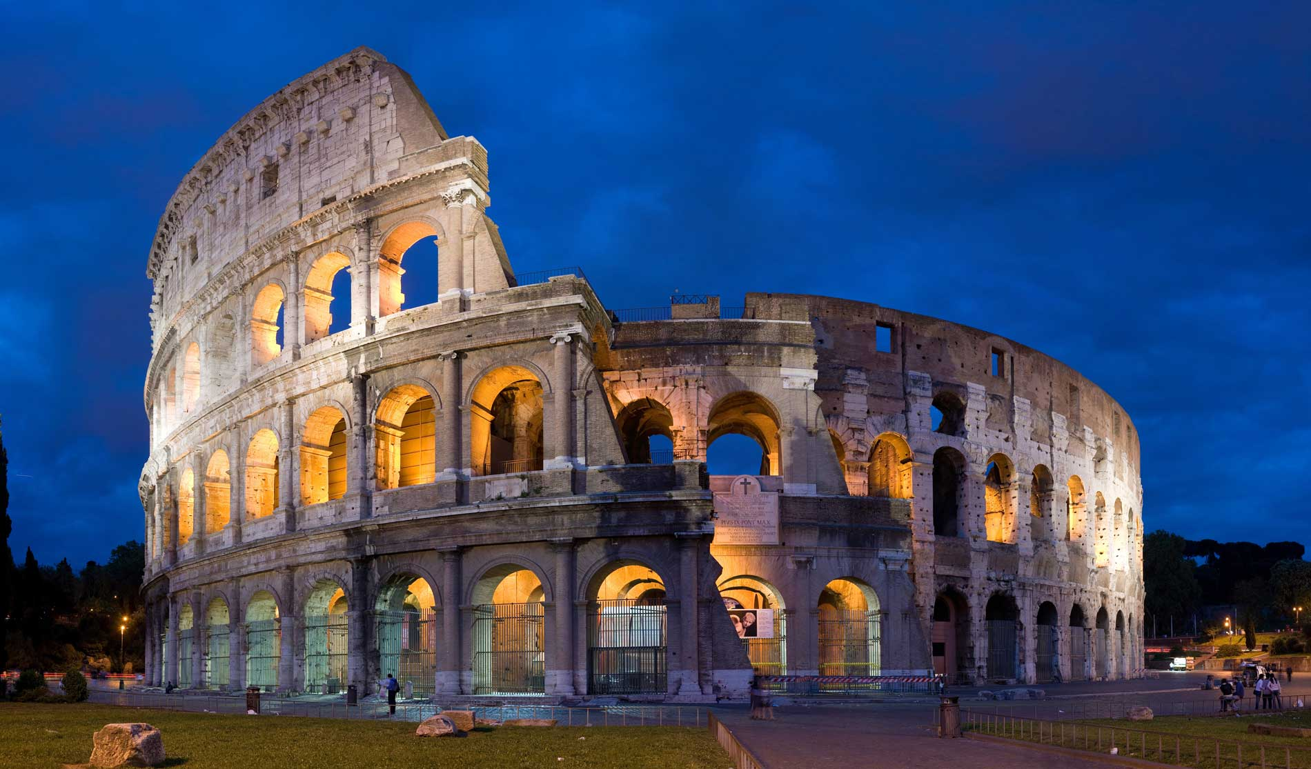 Colosseum in Rome Italy