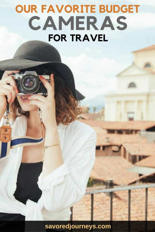 Our Favorite Budget Cameras for Travel - find the one that's right for you.
