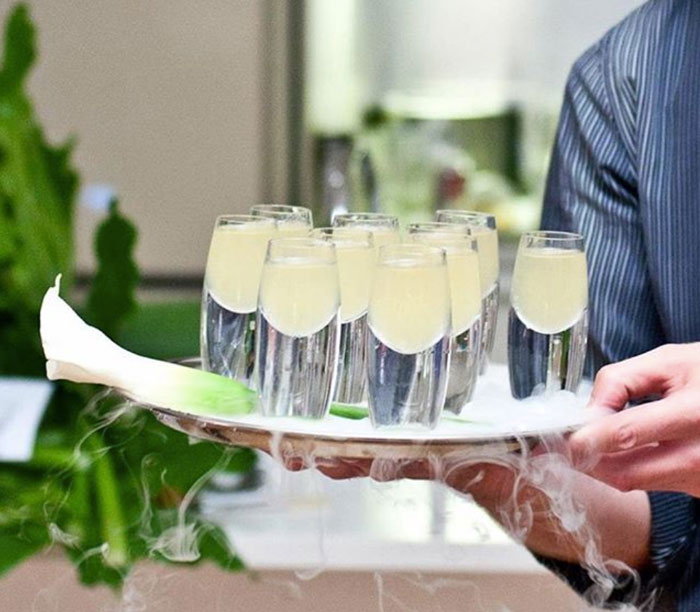 Why not hire a mixologist for your next party?