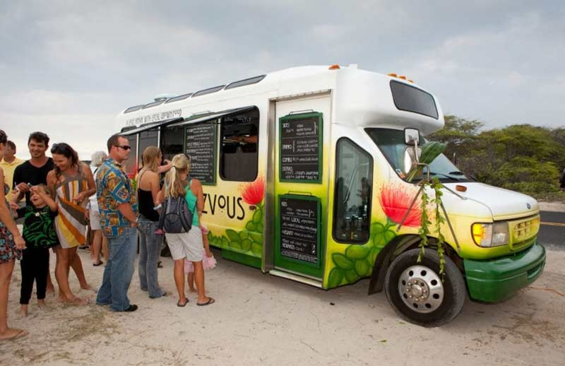 The Rendezvous Food Truck