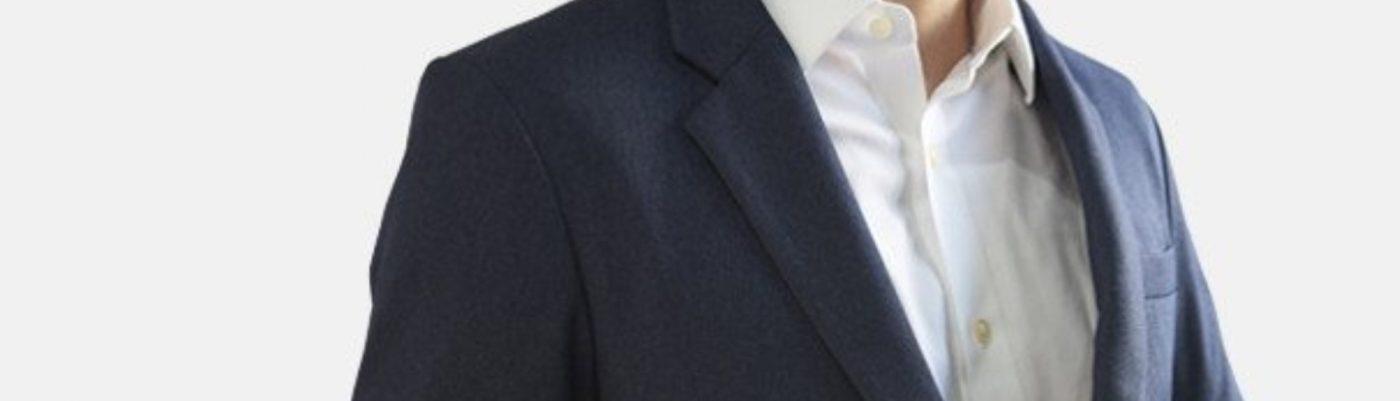best men's travel blazer