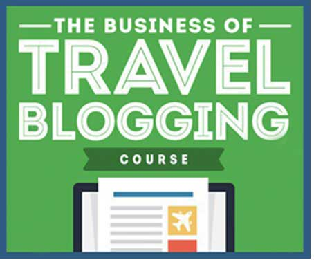 Blogging course; The Business of Travel Blogging