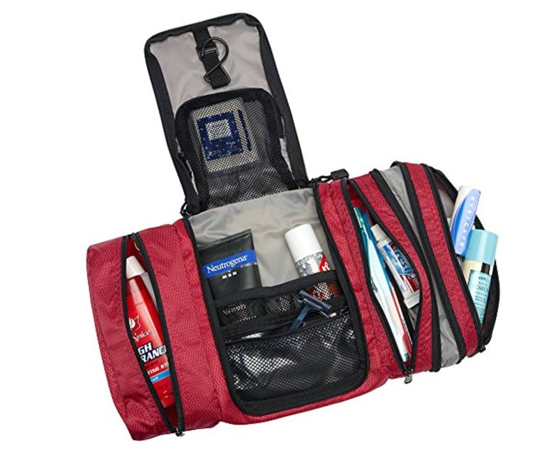 Ebags Pack it Flat Toiletry Kit