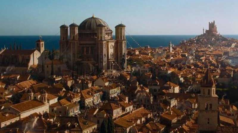 King's Landing is perfectly at home in Dubrovnik, Croatia