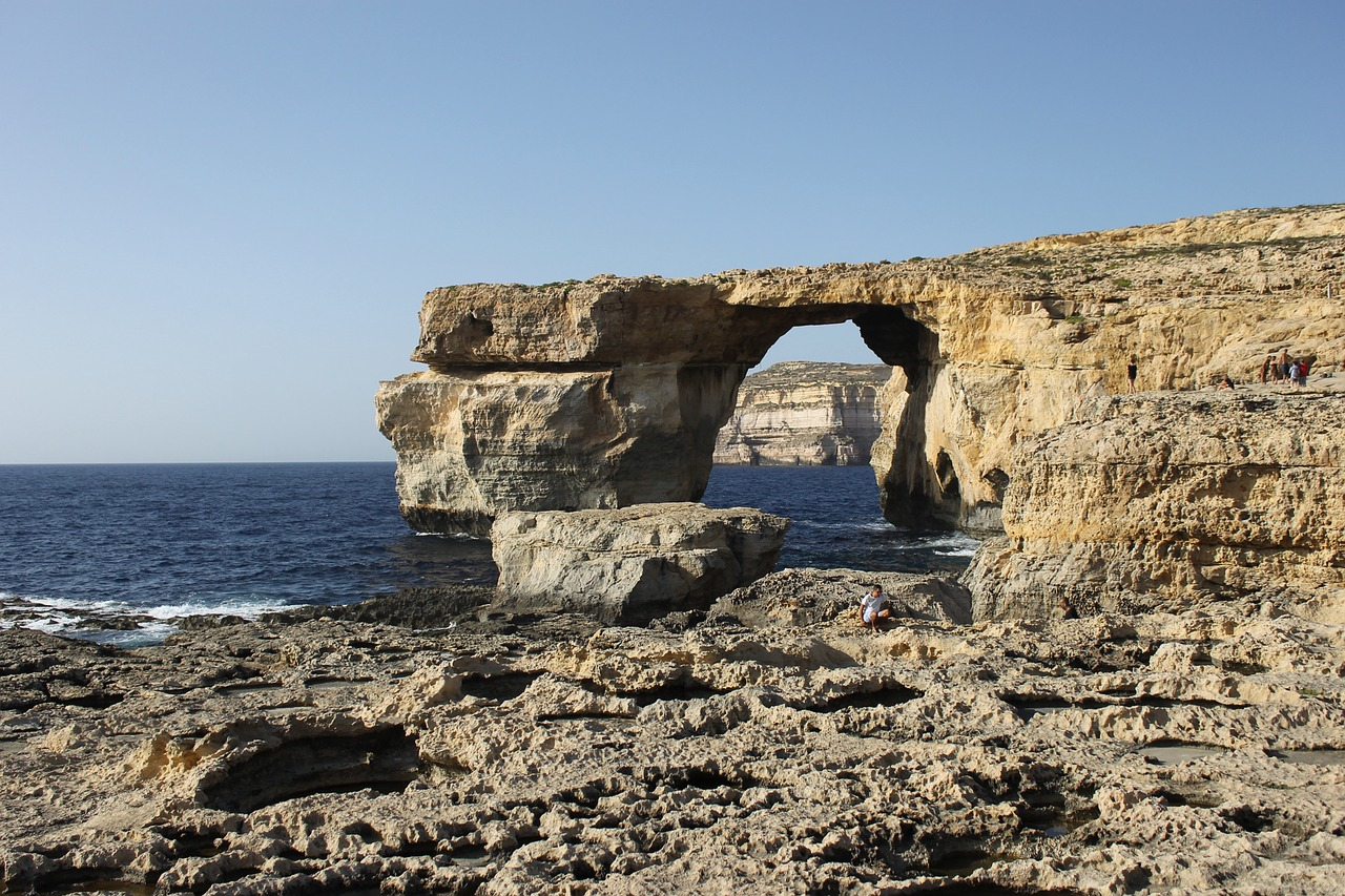 Malta's (now collapsed) Azure Window