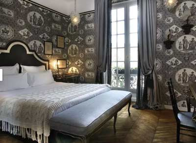 Saint James Paris Hotel