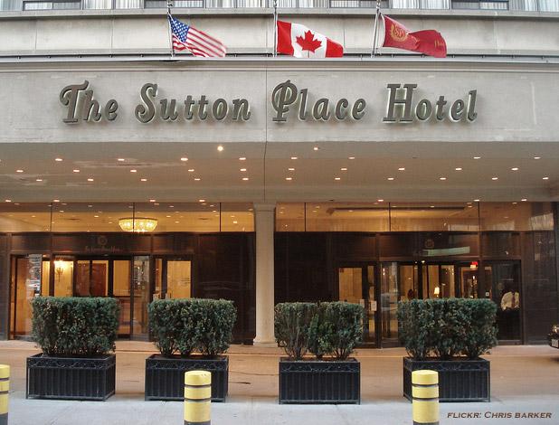 Sutton Place Hotel, Vancouver