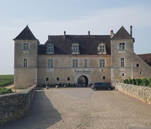 Chateau Clos de Vouget