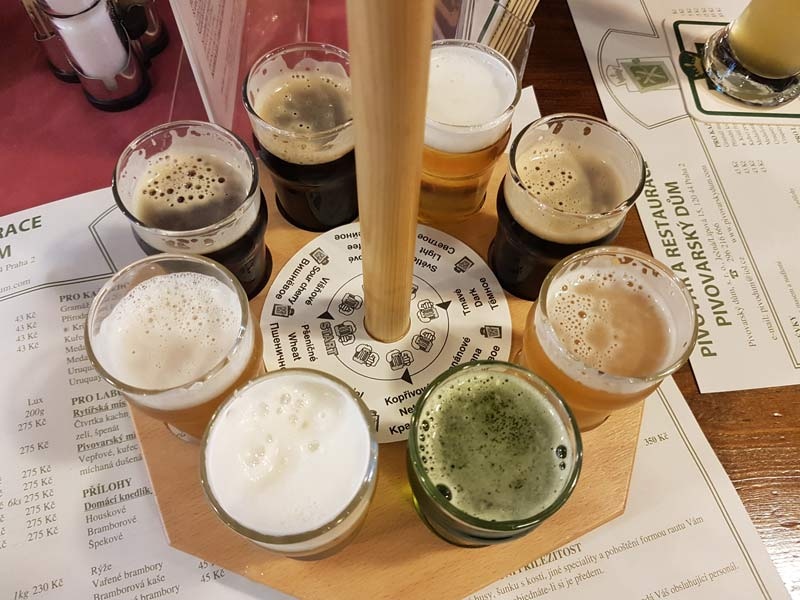 Craft Beer tour in Prague