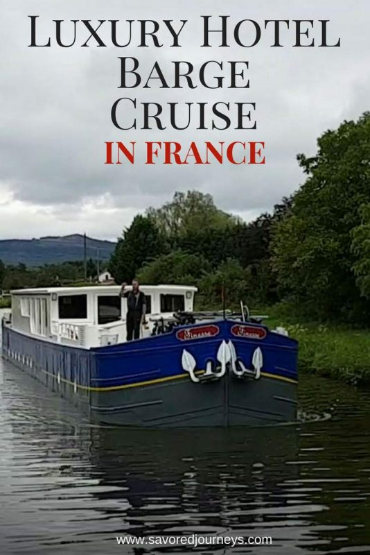 Canal Cruising In France Aboard A Luxury Barge Savored Journeys