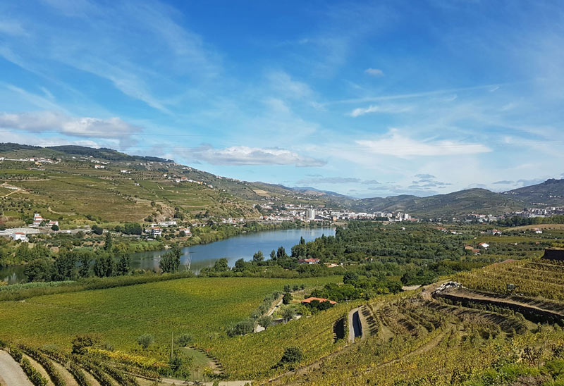 The beautiful Douro Valley