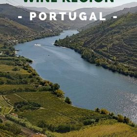 Discover the Duoro Valley Wine Region in Portugal