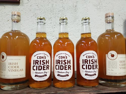 The Apple Farm's Irish Cider
