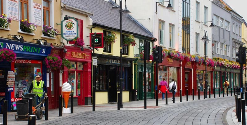 Killarney Town Center
