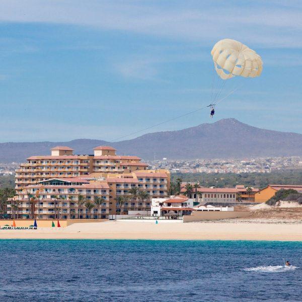 Beach, Resort and Parasailor