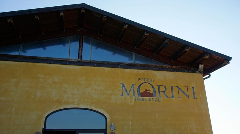 Poderi Morini Winery