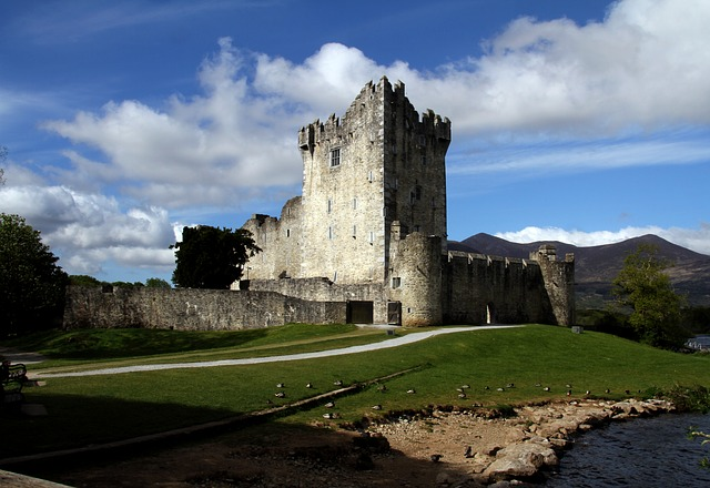 Ross Castle, Killarney Ireland