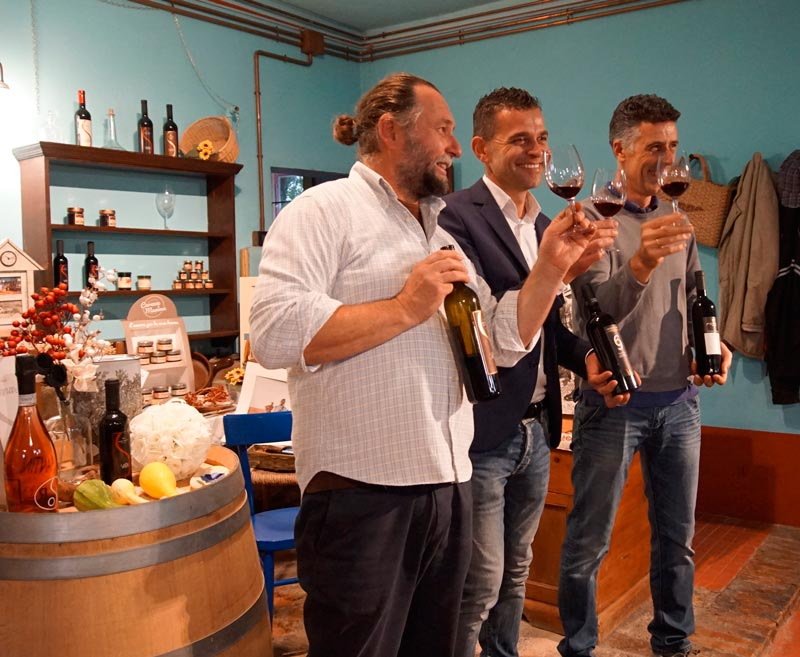 Winemakers of Rimini